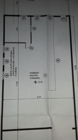 Galpon en venta a metros de circunvalacion 300m2 zona ruta 20 APTO CREDITO