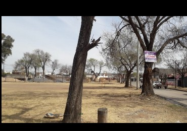Terreno en venta en Residencial San Roque 2500m2 esquina metros Ruta 20 Av. Fuerza  Aerea Argentina